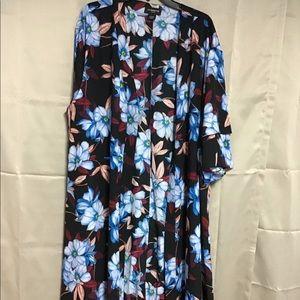 Kimono, coverup Liz Claiborne NWT